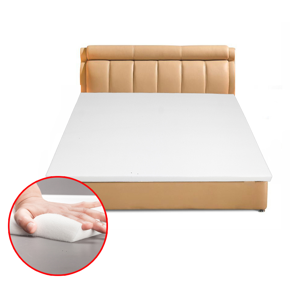 3 Inch Twin Size Memory Foam Mattress Single Layer Memory Cotton