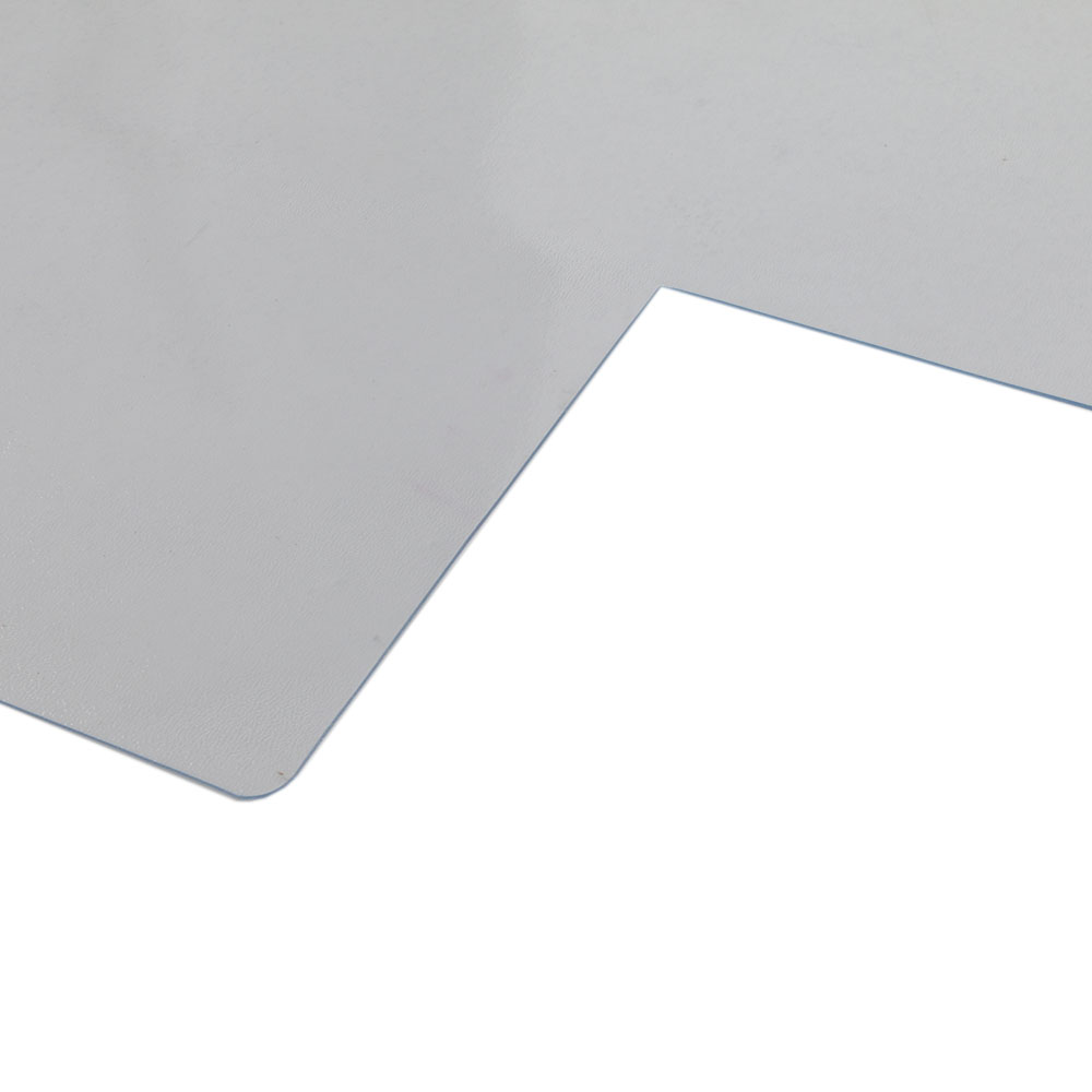 Pvc Matte Desk Office Chair Floor Mat Protector For Hard