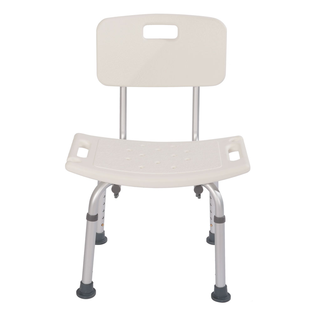 Adjustable Elderly Bathtub Bath Tub Shower Seat Chair Bench Stool ...