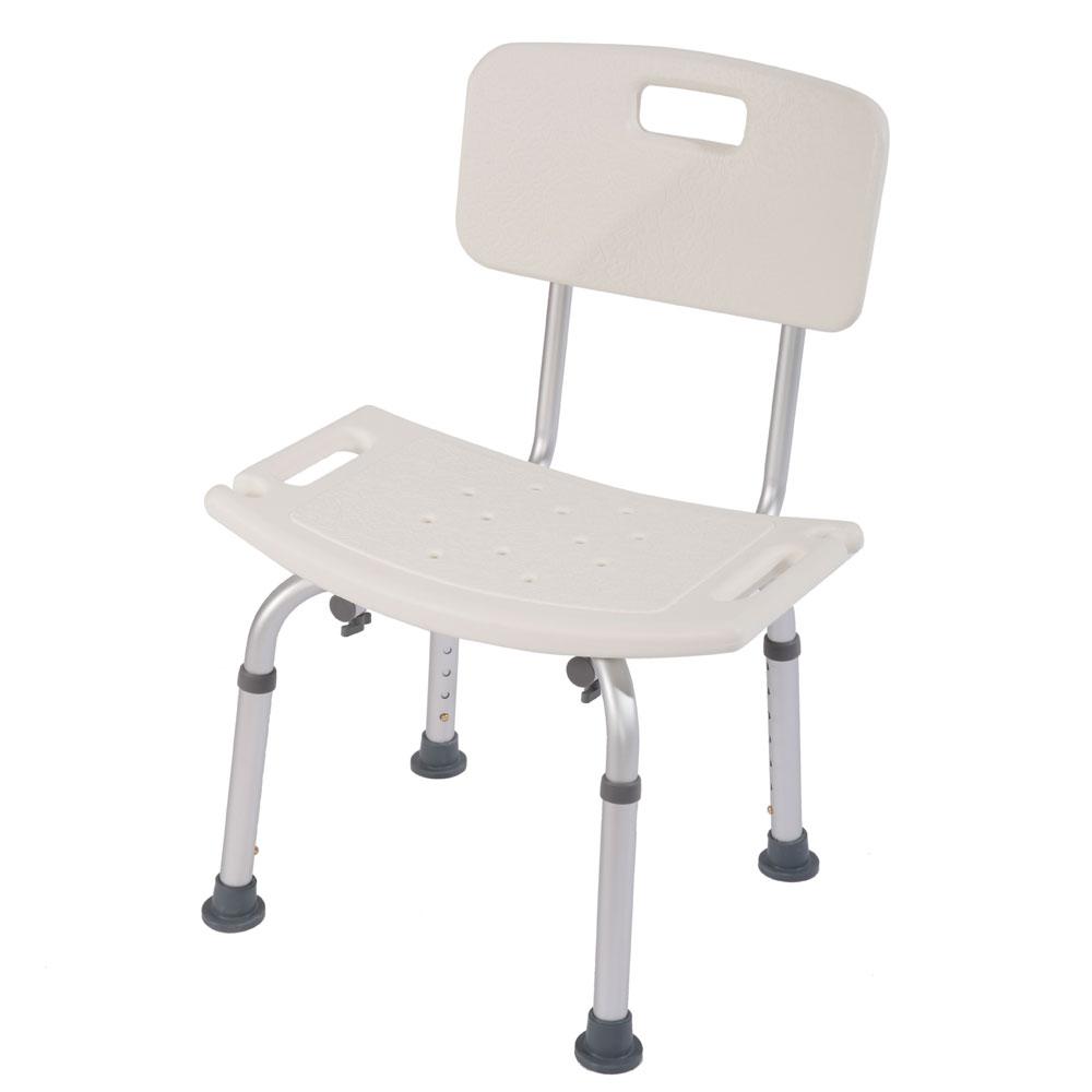 Adjustable Elderly Bathtub Bath Tub Shower Seat Chair