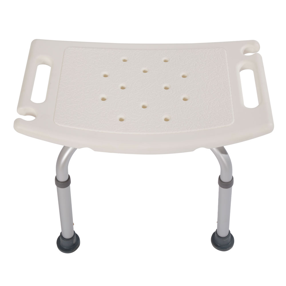 Adjustable Medical Shower Chair Bath Tub Seat Bench Stool Detachable Ebay