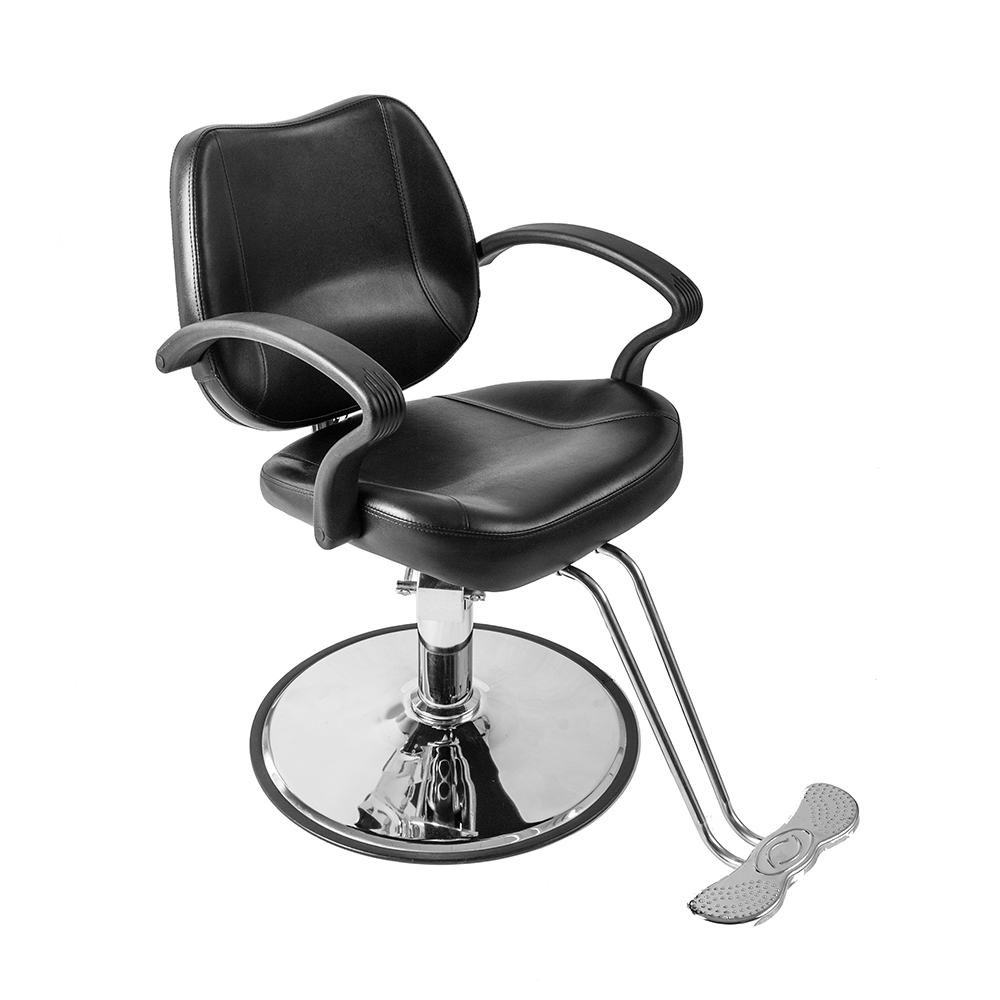 All Purpose Hydraulic Barber Salon Chair Height Adjustable