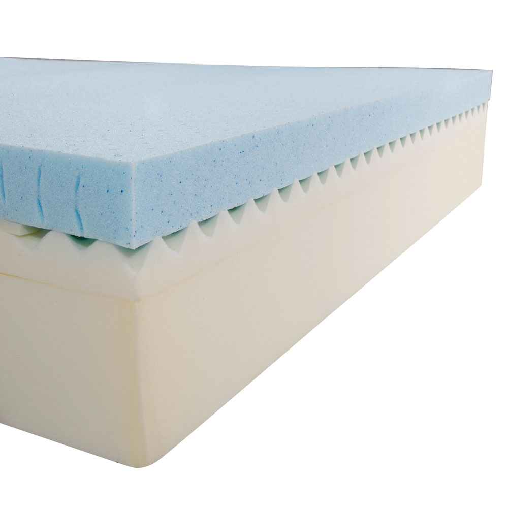 New Traditional Firm Memory Foam Mattress Bed 10 Full Size 2 Free Gel Pillows Ebay