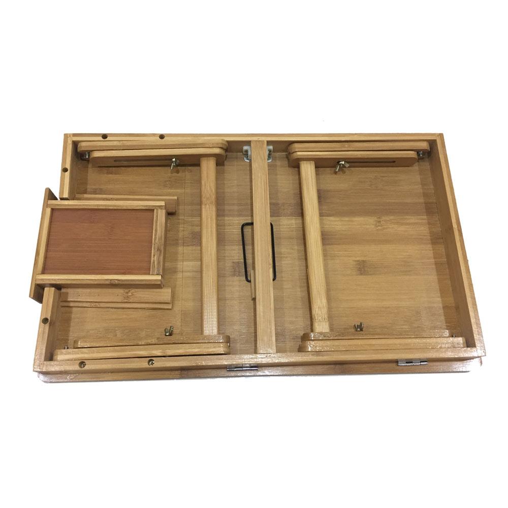 Portable Laptop Desk Folding Foldable Lap Tray Bed