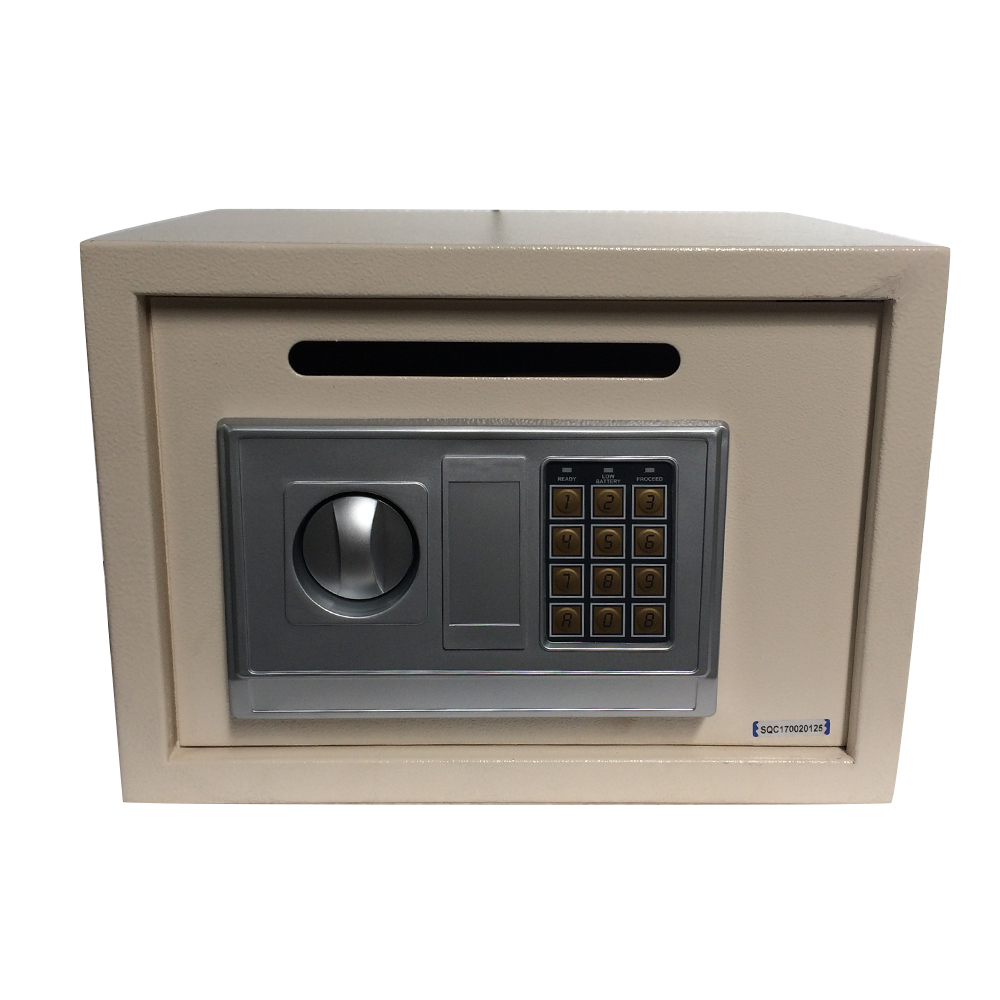 Electronic Safety Box Security Home Office Digital Lock Jewelry Safe