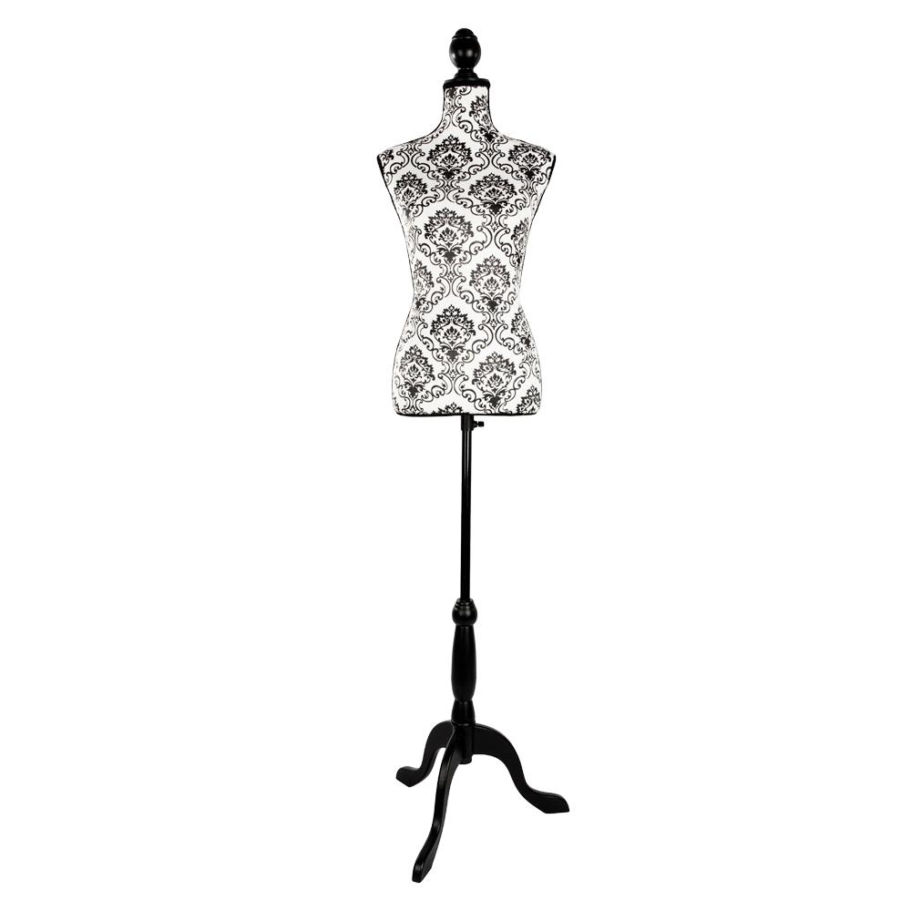female adjustable mannequin dress form sewing torso