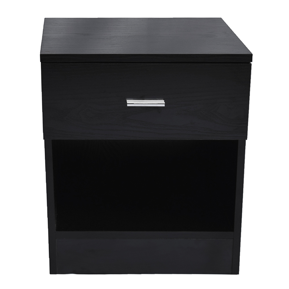 Nightstand End Table Storage Display Bedroom Furniture