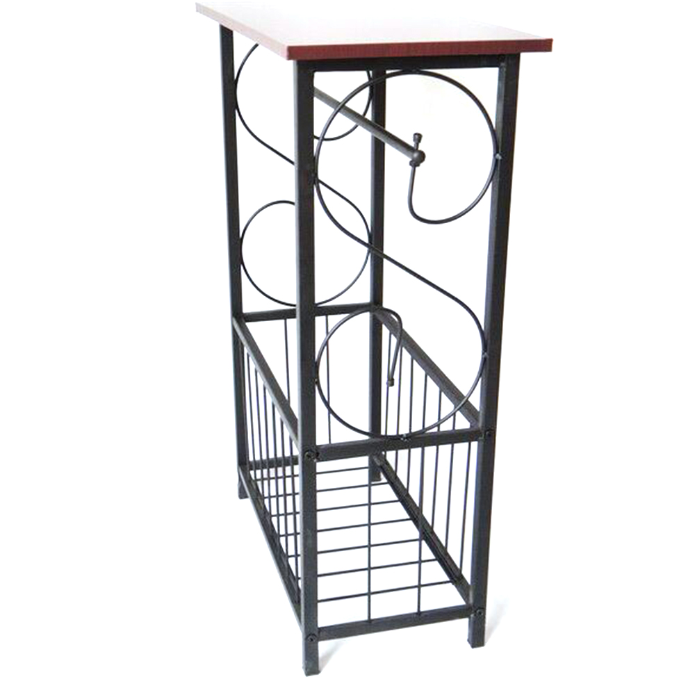 New small toilet paper holder bathroom table magazine rack - Small storage table for bathroom ...