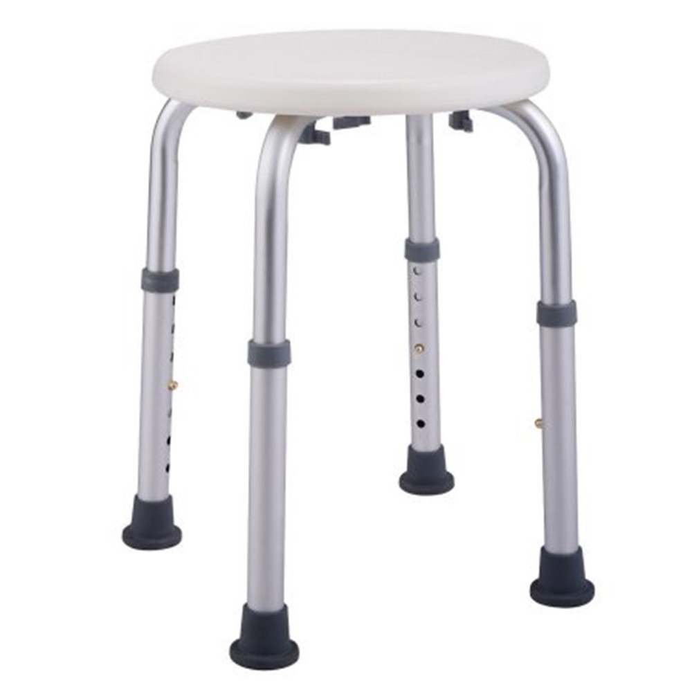 New Medical Shower Chair Adjustable Height Bath Tub Bench