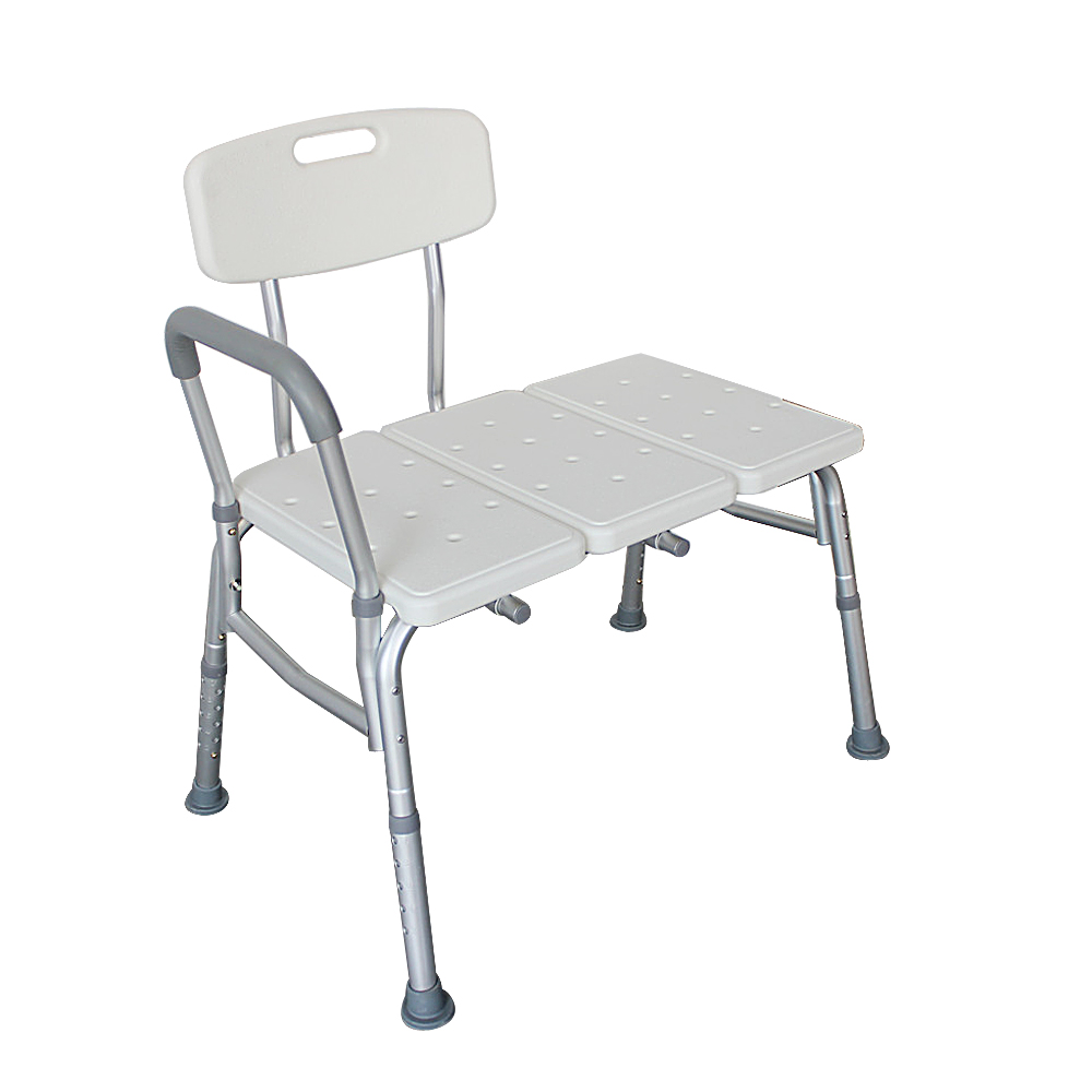 Incredible Details About Heavy Duty Bath Tub Medical Transfer Bench Stool Shower Chair 10 Height White Machost Co Dining Chair Design Ideas Machostcouk