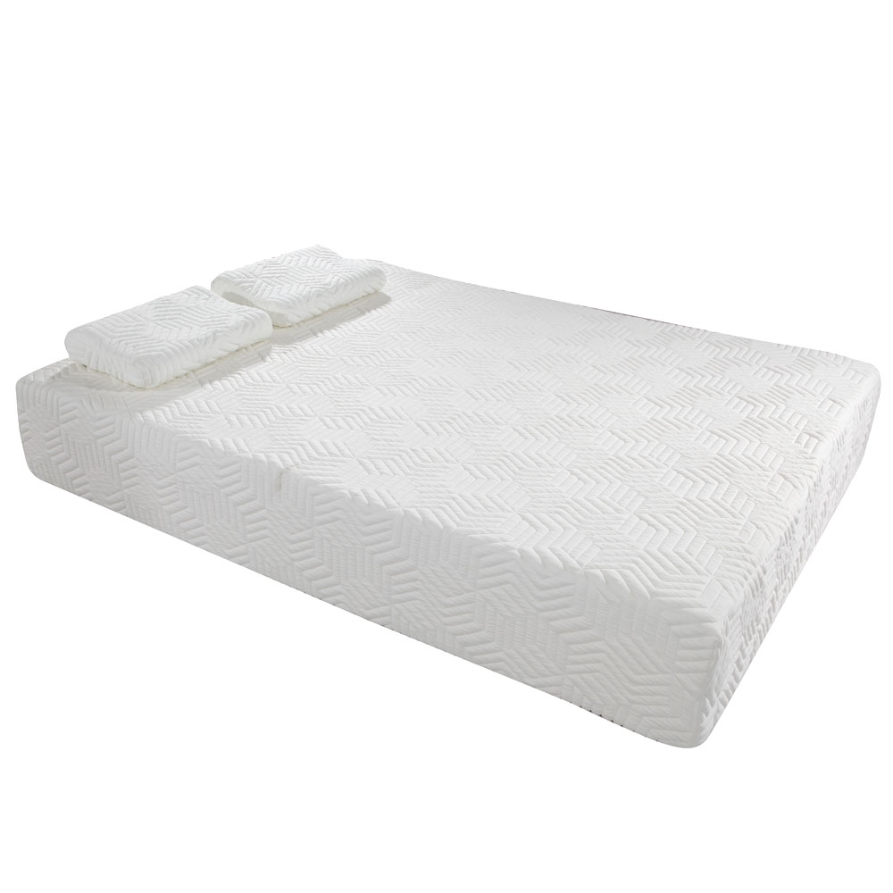 Perfect Pillow Memory Foam Traditional Bed Pillow : New Traditional Firm Memory Foam Mattress Bed 10