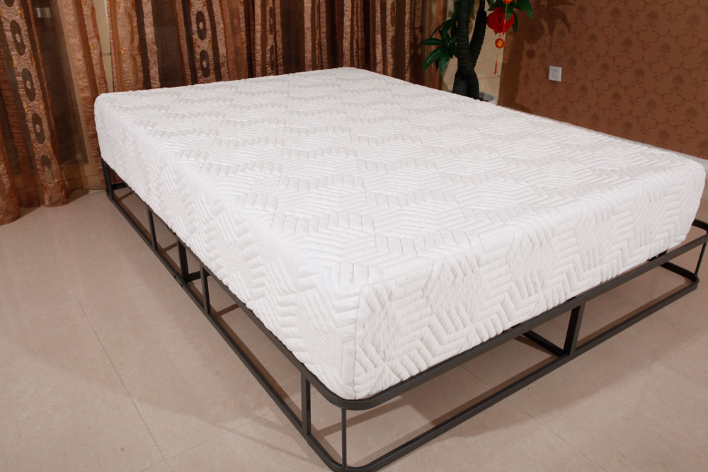 new traditional firm memory foam mattress bed 10 full size 2 free gel pillows ebay. Black Bedroom Furniture Sets. Home Design Ideas