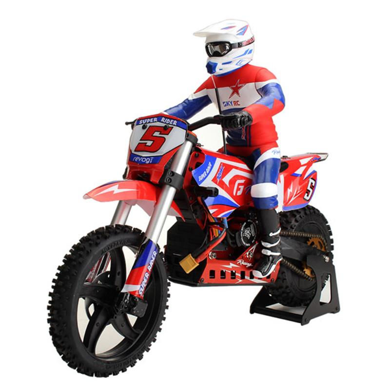 skyrc super rider sr5 1 4 scale brushless motor 60a 2 4g rc motorcycle dirt bike ebay. Black Bedroom Furniture Sets. Home Design Ideas