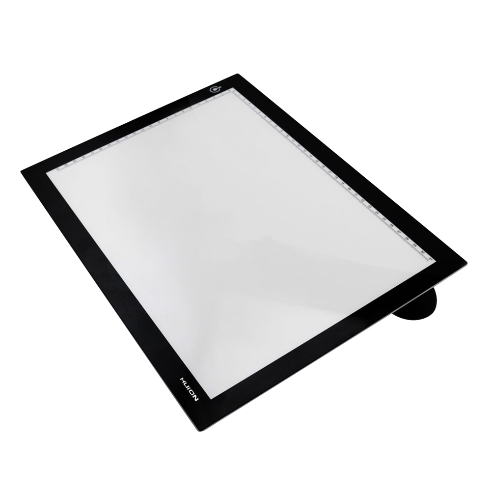 Craft light box for tracing - Huion 17 7 Inch Ultra Slim Art Craft Tracing Tattoo Light Box Pad Board Uses The Most Advanced Acrylic Panels Possessing The Property Of Great Light