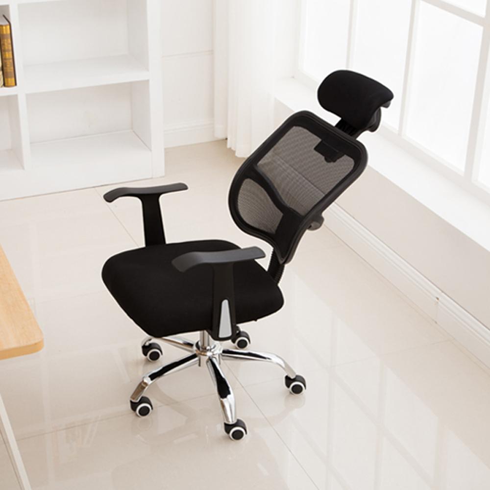 Mesh Back Executive Home Office Chair Tilt Swivel High Back Computer Desk  Task