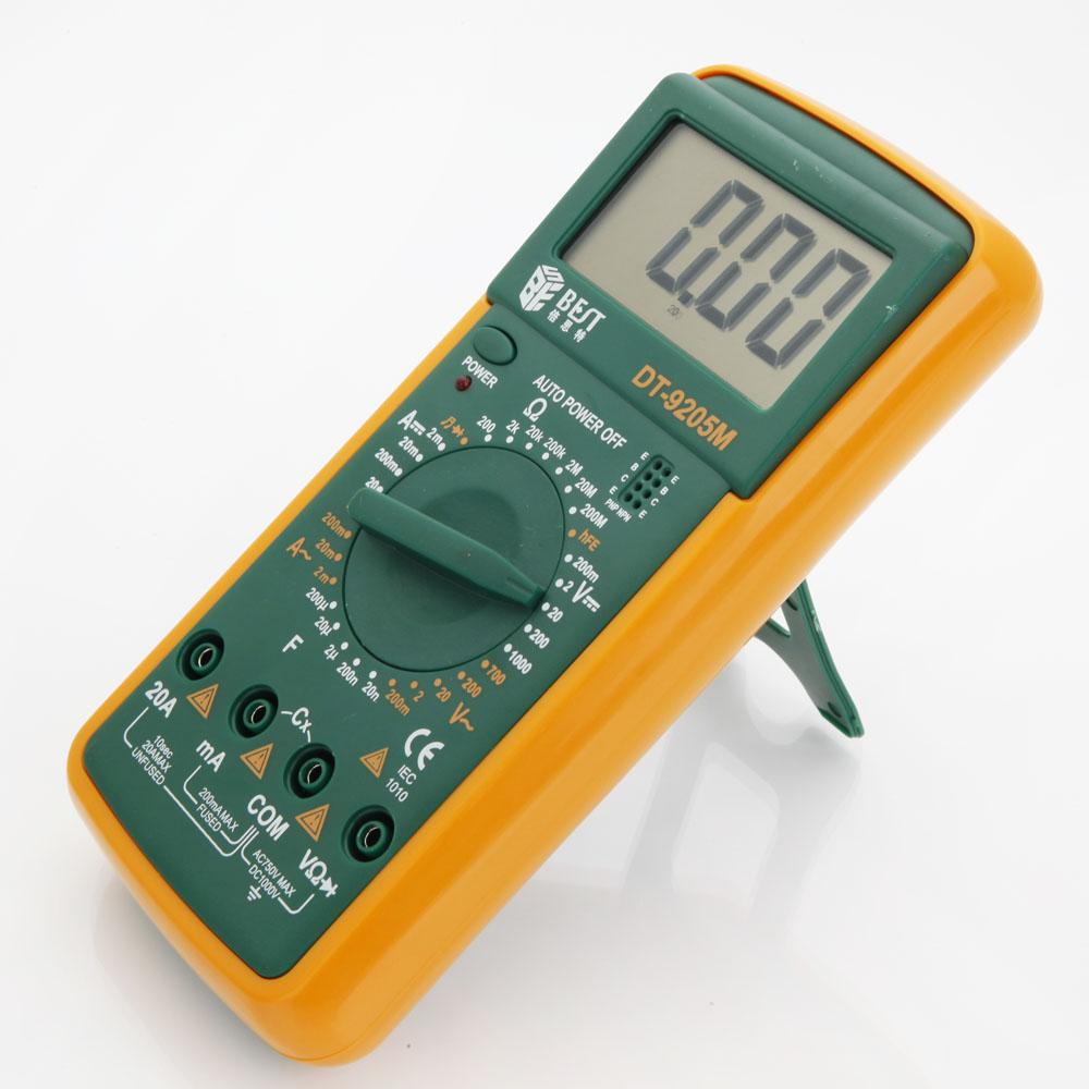 Dc Battery Tester : Best m lcd blacklight digital multimeter ac dc volt