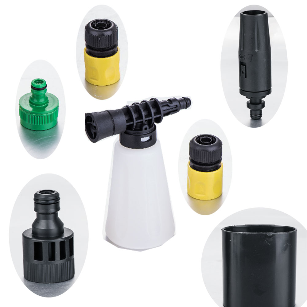 High Power Electric Pressure Washer Hose Nozzle Cleaner