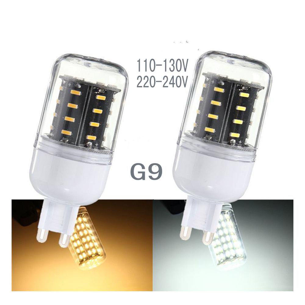 4014SMD AC 110-130/220-240V Black PCB G9/GU10/B22/E12/E14 ...