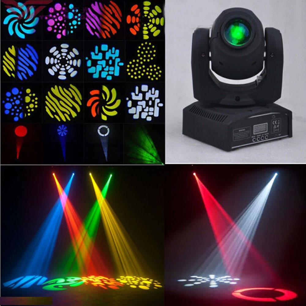 U King 30w Led Moving Head Effect Light 8 Rotary Pattern