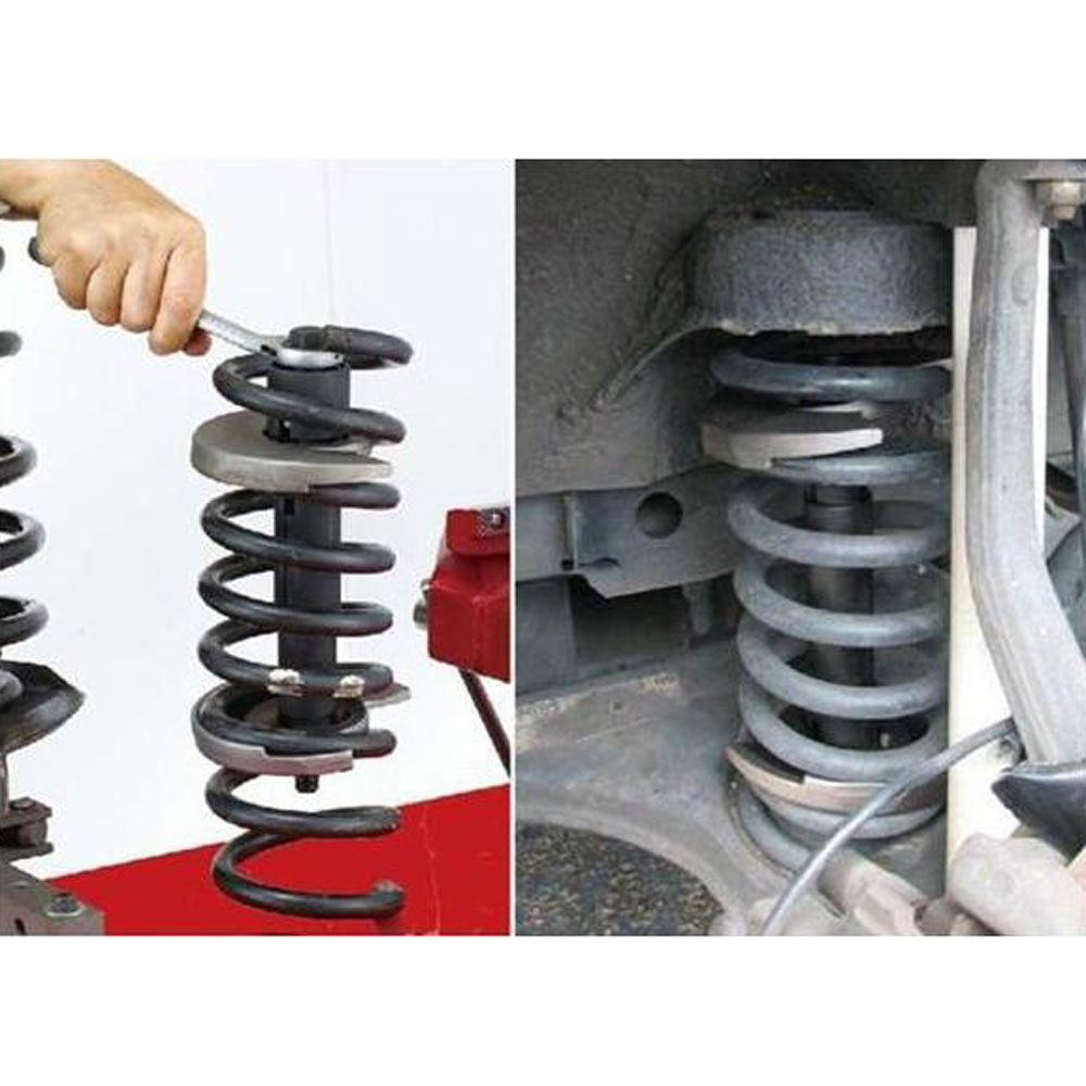For mercedes benz 5pc coil spring telescopic compressor for Mercedes benz spring compressor
