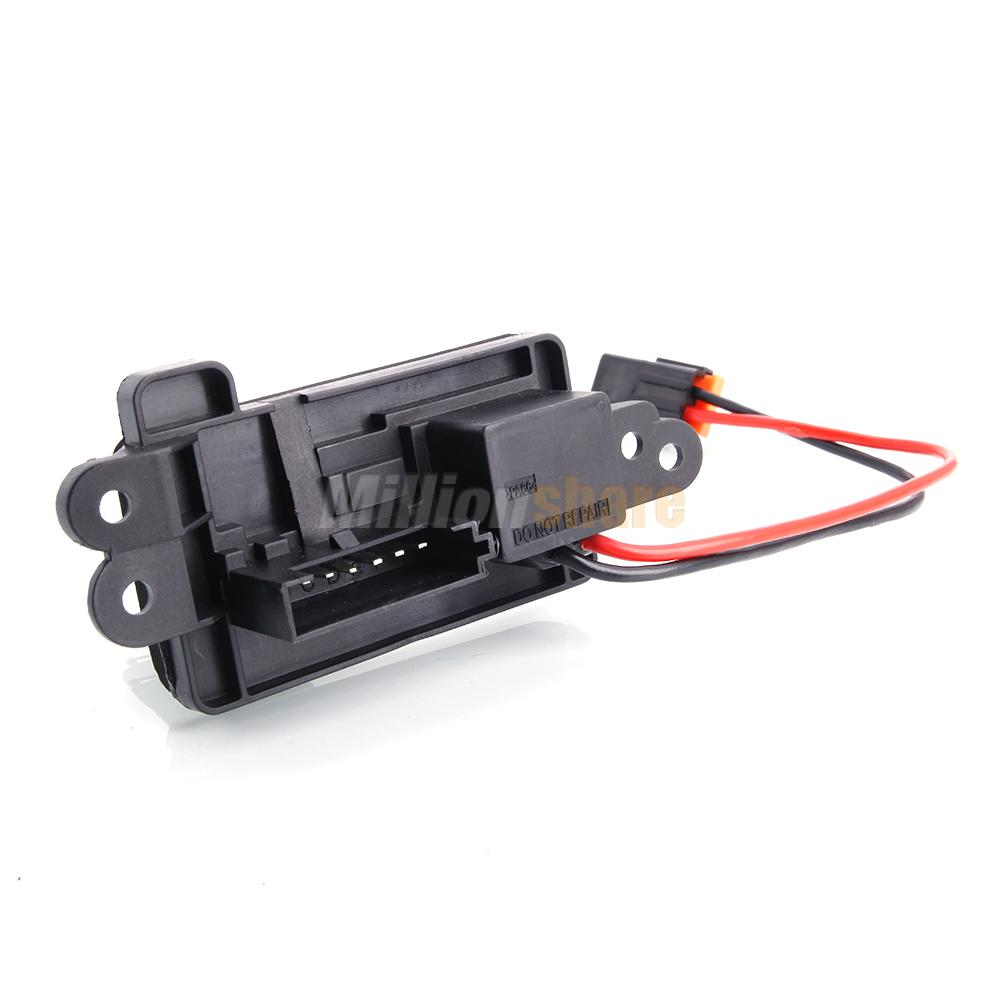 89019100 a c heater blower motor resistor for 2002 2009 for What is a blower motor resistor