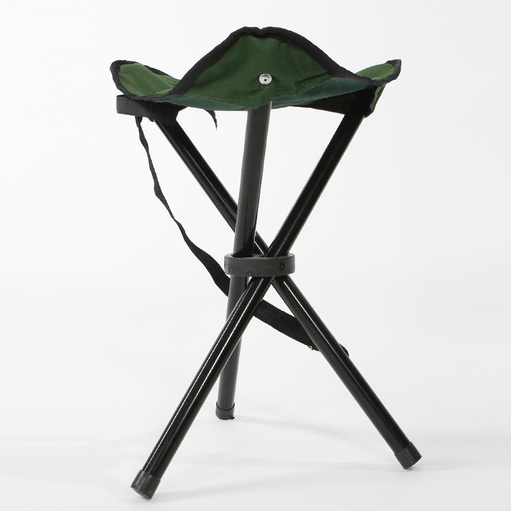 Portable Folding Travel 3 Leg Chair Stool Seat Outdoor