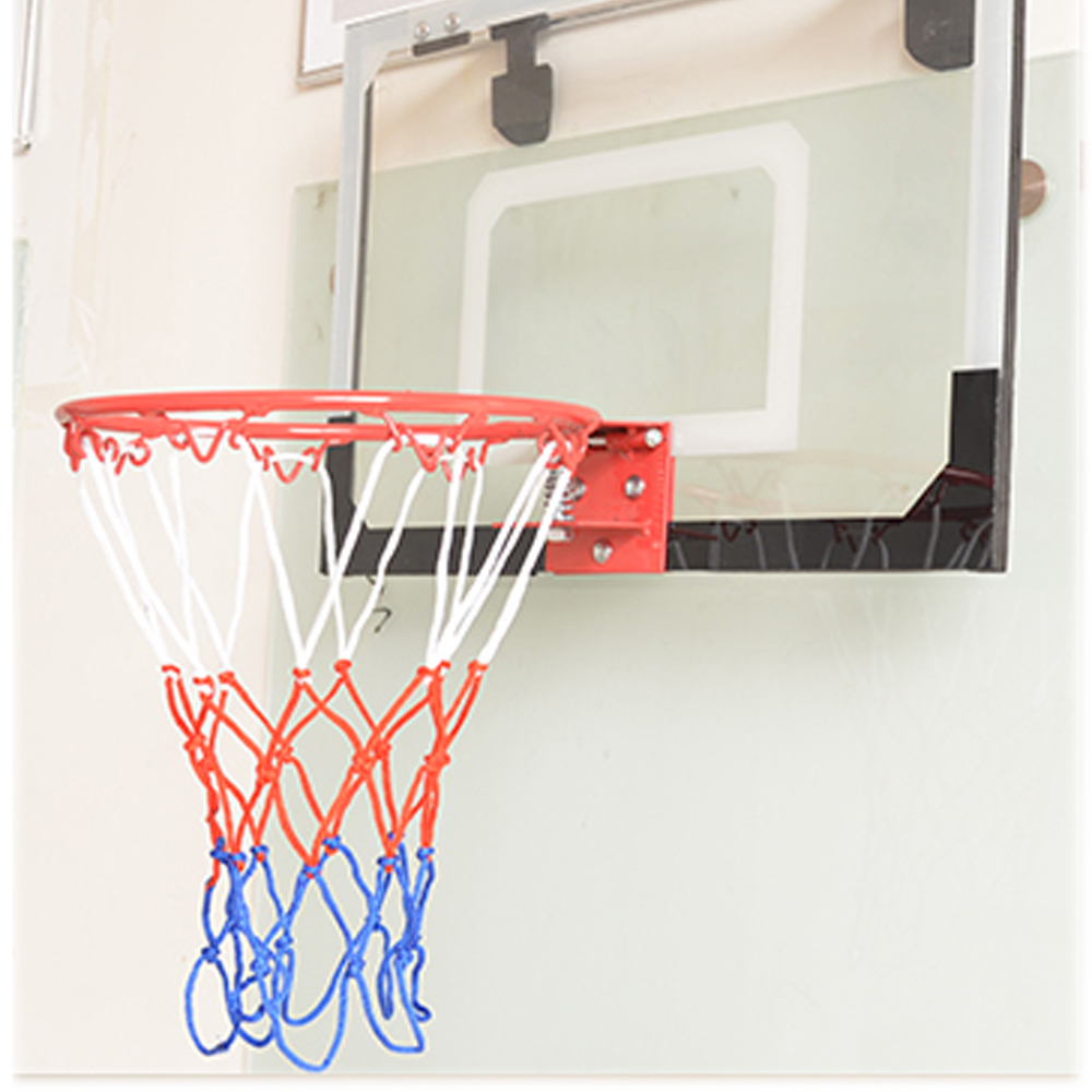 Etonnant Basketball Hoop Over The Door Backboard Indoor Office Play Ball Net Sports  Game