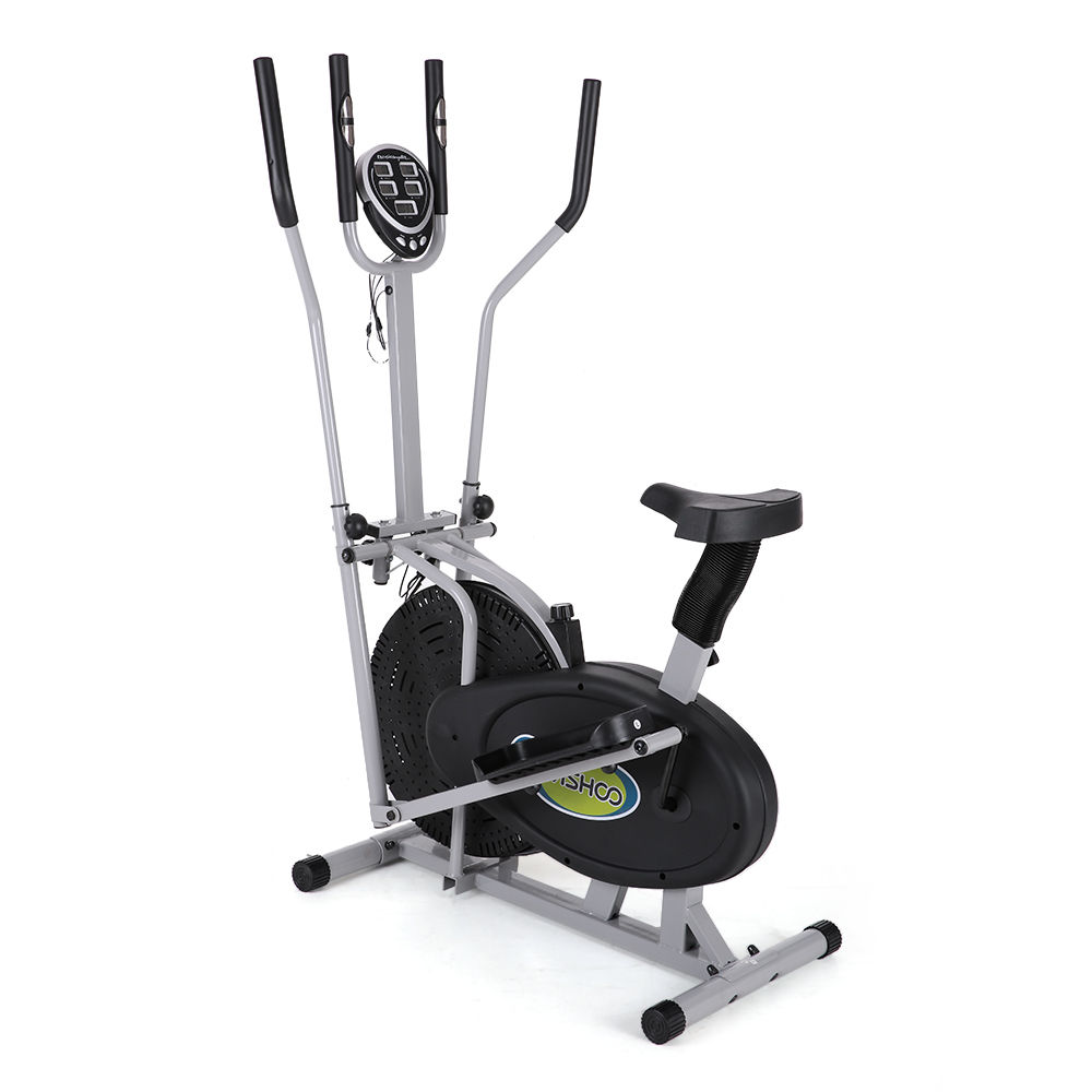Elliptical Bike Ebay: Elliptical Trainer Machine Exercise Workout Bike Gym