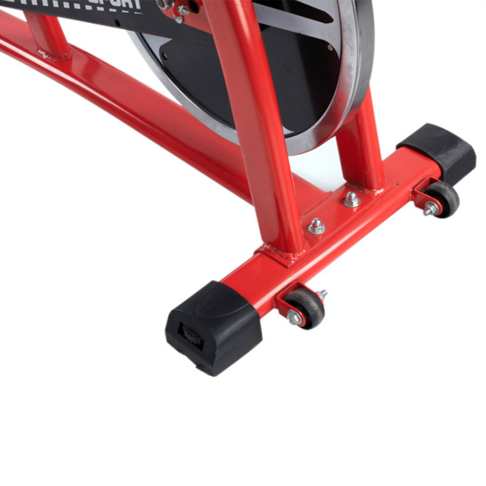 Indoor stationary bike home gym cycling exercise bicycle