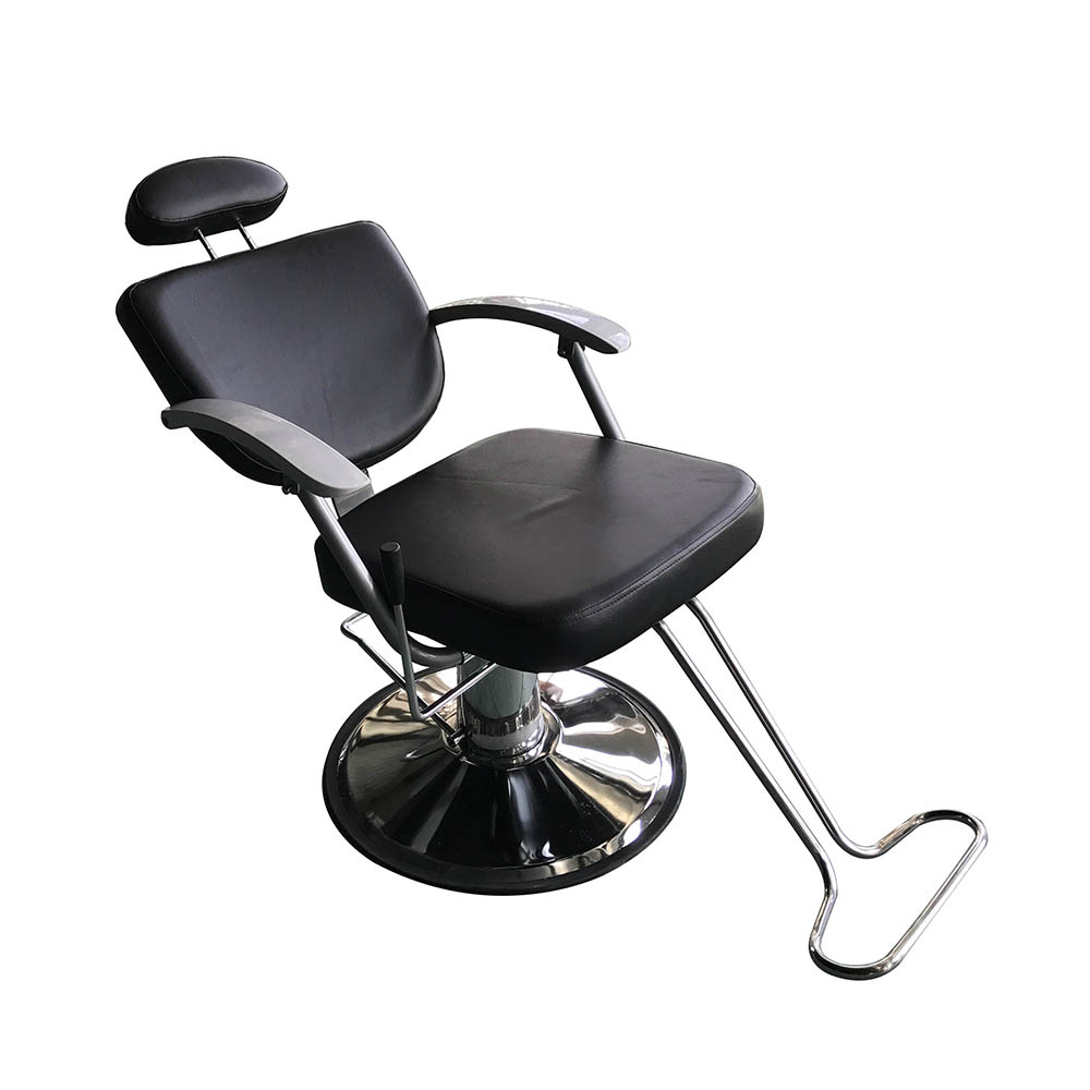 Phenomenal Details About Black Fashion All Purpose Hydraulic Reclining Barber Salon Chairs Shampoo Spa 3W Bralicious Painted Fabric Chair Ideas Braliciousco
