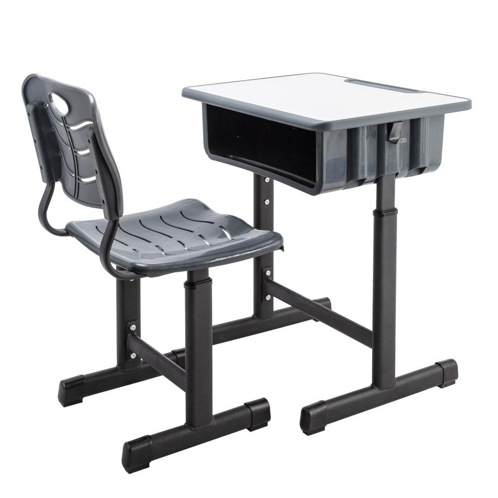 Adjustable Children Kids Students Study Desk and Chair Set ...