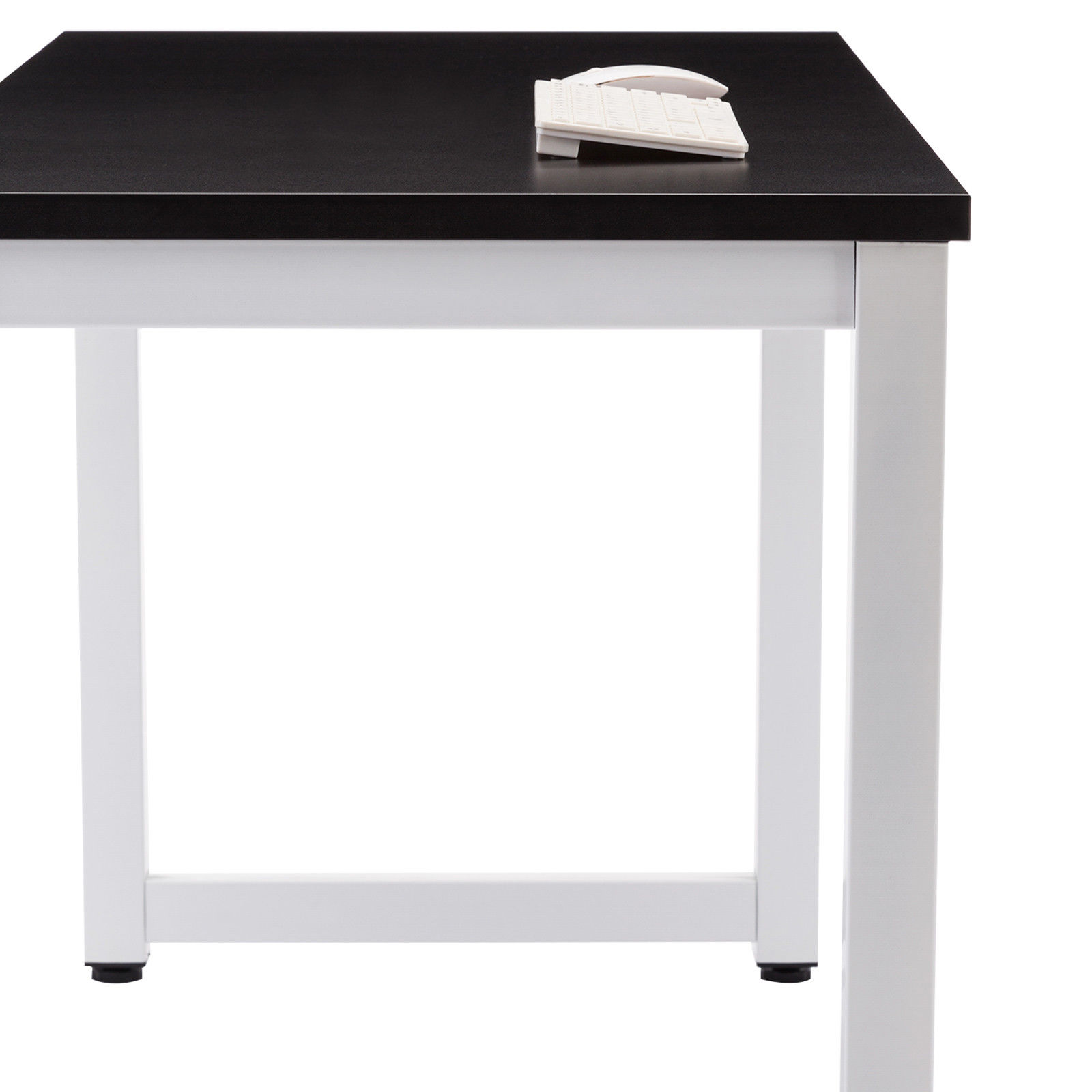 Computer Study Student Desk Laptop Table Sturdy Home Office Furniture
