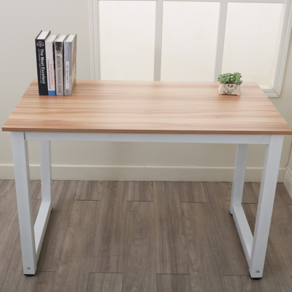 Details about Modern Simple Design Home Office Desk Computer Table Wood  Desktop Study Writing