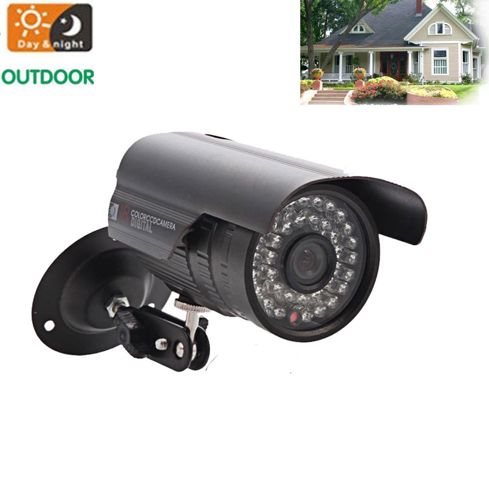 Ahd Analog High Definition Surveillance Infrared Camera 720p Ahd Cctv Camera Security Outdoor Bullet Cameras Night Monitoring Strong Packing Surveillance Cameras