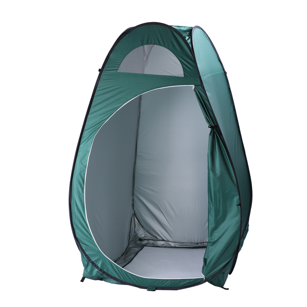 1 2 Person Portable Pop Up Toilet Shower Tent Changing