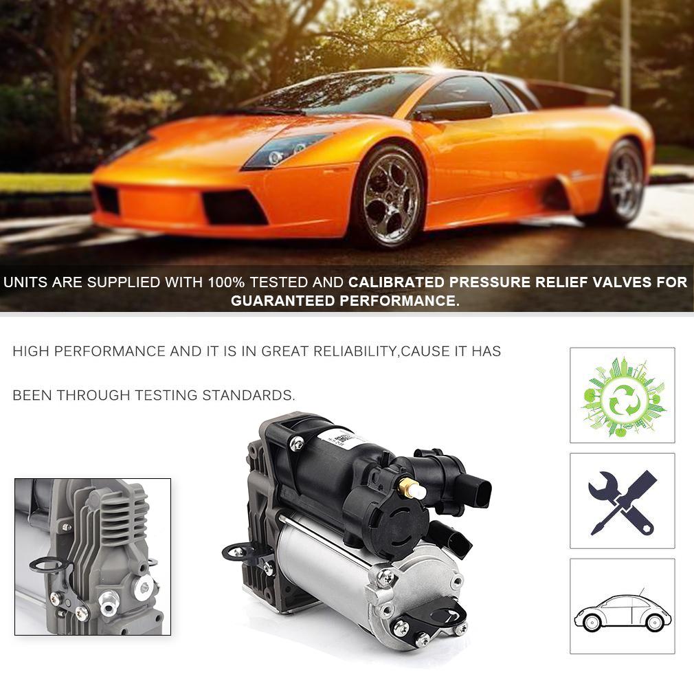 Details about Airmatic Suspension Compressor Pump For Mercedes Benz X/W164  GL ML 350 550 450