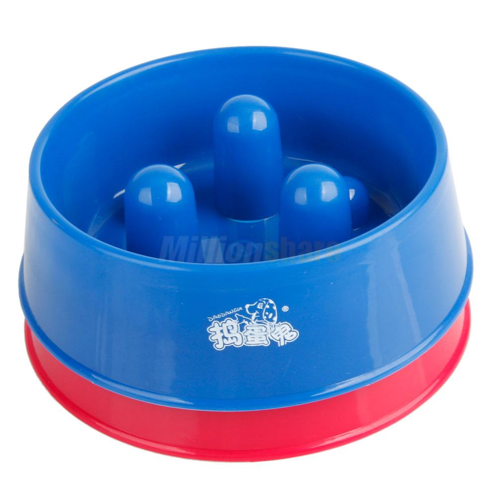 New Comtrol Bowl Slow Feed Dish Stop Brake Dog Cat Pet ... - photo#26